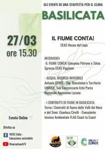 STAFFETTA PER IL CLIMA Tappa Basilicata